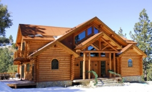 How We Benefit from Log Homes Today