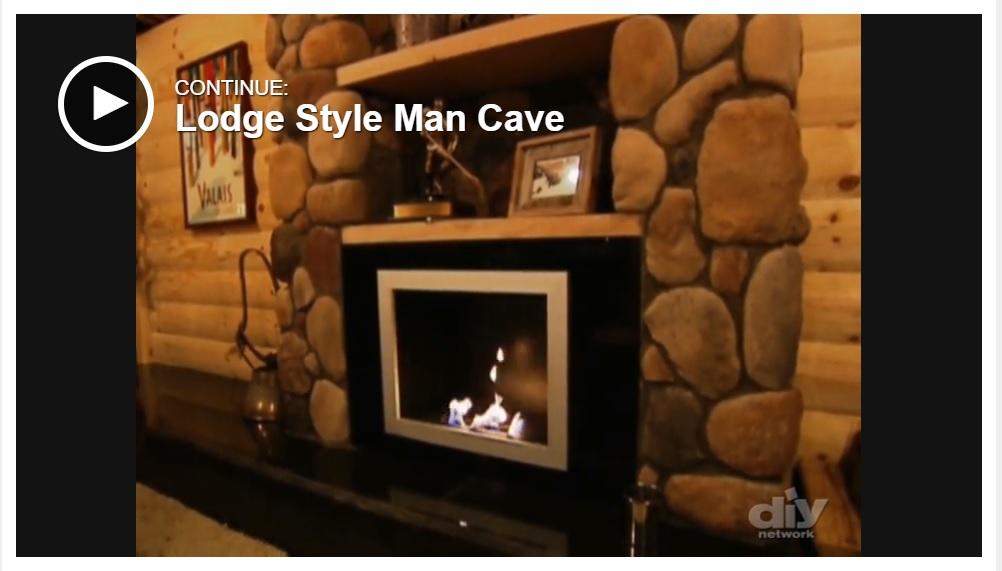 DIY Man Caves Show