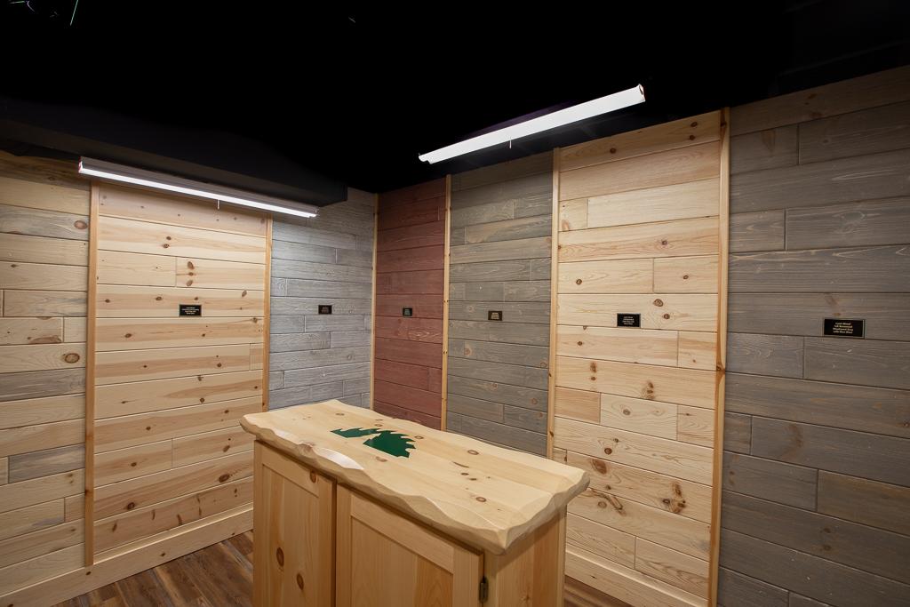 Lumi-wood Room - Daylight