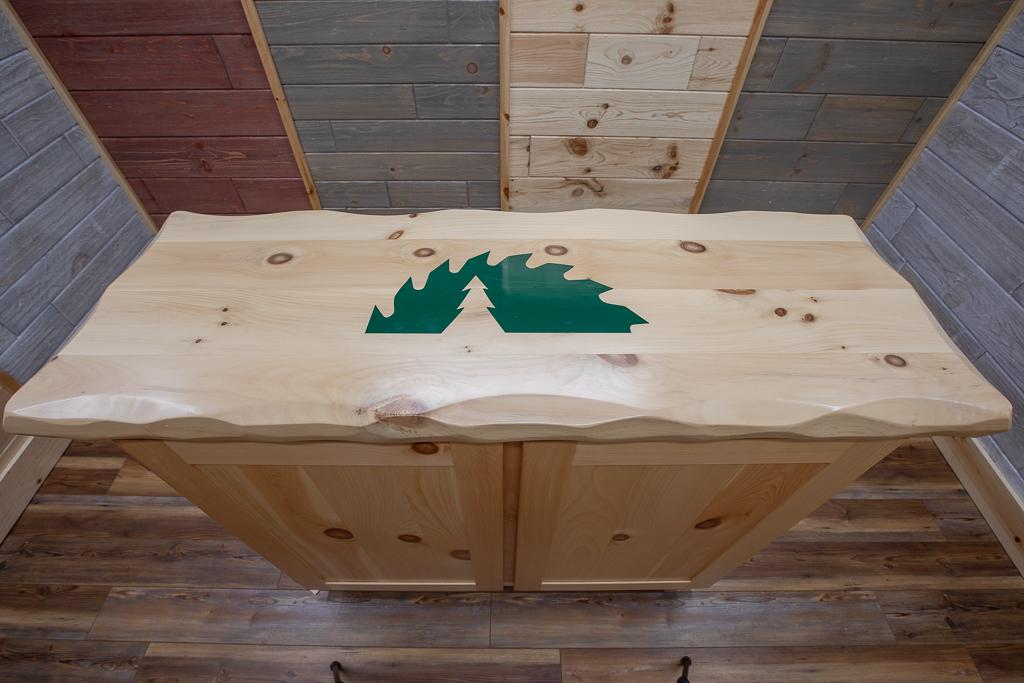 Lumi-wood Room 3 - Daylight