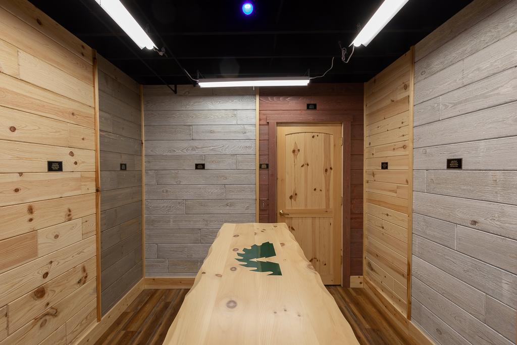 Lumi-wood Room 2 - Daylight
