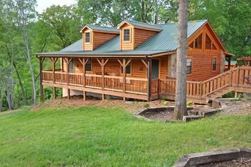 Log home interior maintenance