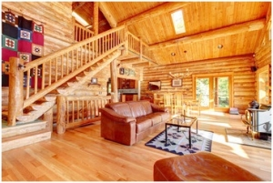 Log Cabins Interior