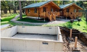 Types of Log Siding Foundations